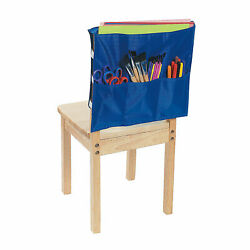 Classroom Organizer Chair Covers - Educational - 6 Pieces
