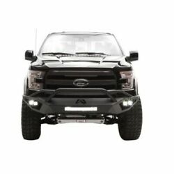 Fab Fours Ff15-d3252-1 Vengeance Front Bumper W/ Guard For 2015-16 Ford F150 New