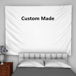 personalized Custom Made Tapestry Art Wall Hanging Sofa Table Bed Cover