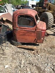 Chevy Rat Rod Cab 1946 Has Patina And Rust Repair Project Old School