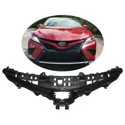 Fits For Toyota Camry Hybrid Se Xse 2018-2019 Front Bumper Upper Grille Grill 18