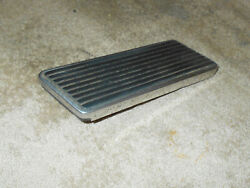 1965 1966 1967 1968 Mustang Gt A Shelby Cougar Xr7 Orig Deluxe Gas Pedal W/ Trim