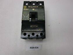 Square D Kal3625021m Mag-gard Breaker 250 Amp 3 Pole 600 Vac Nice Condition