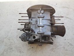 Porsche 356 Engine Case 603901 Type 616/1 With Matching Numbers, 1960  Fl