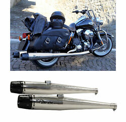 Mohican Arrow Full Exhaust Exhaust Lucido Harley Davidson Touring 2009 09