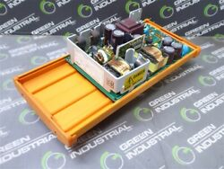 Used Secap Model 7605 Rail Mounted Power Supply Module 5v 10a