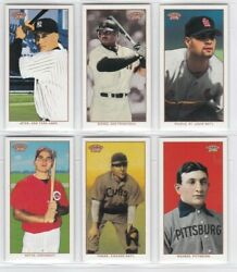 2002 Topps 206 SWEET CAPORAL RED.