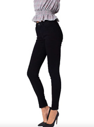 Kan Can Womenand039s Mid Rise Super Skinny Jeans Kc 7085