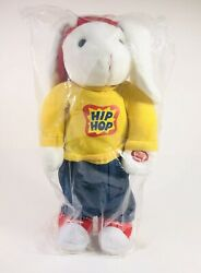 Avon Kids Hip Hop Harry Talking Singing Plush Bunny Does Not Hop 2002