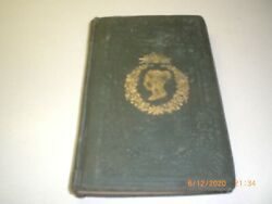 Lives Of The Queens Of England Vol. Vii Rare 1844 Collectible Hardcover