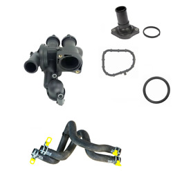 Thermostat Housing Gasket Heater Hose For Jeep Patriot Compass 2009-2017