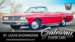 1968 Ford Galaxie 500 Red 1968 Ford Galaxie Convertible 390 CID V8 4 Speed Manual Available Now!