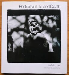 Peter Hujar Portraits Of Life And Death Rare 1st Edition Hardcover And Jacket Fine