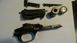 Winchester Model 50 12ga Bolt Assembly Trigger Guard Assembly And Parts Used