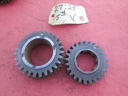 Porsche 911 901 Transmission Gear Set 4th And 5th Speed V 2725  8