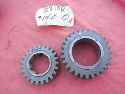 Porsche 911/912 Transmission Gear Set 3rd,4th And 5th Speed O 2328 1