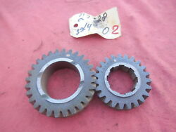 Porsche 911/912 Transmission Gear Set 3rd4th And 5th Speed O 2328 2