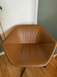 Montis Ella Easy Chair - Modern - Leather - Made In Holland - Best Offer Wins