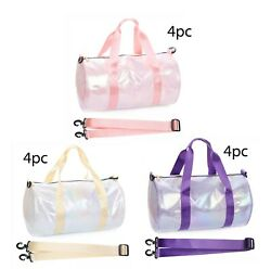 Wholesale Lot of 12 Duffel Bag Gym Sports Yoga Fashion Cylinder Travel Women NWT $109.00