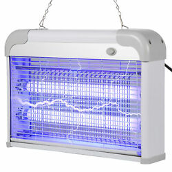 Electronic Bug Zapper Insect Killer Mosquito Fly Moth Wasp Beetle 20w Indoor