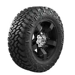 Lt285/55r20/10 Nitto Trail Grappler M/t Tires Set Of 4