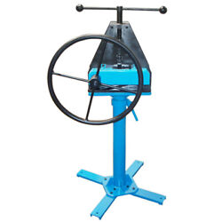 Tubing Tube Pipe Roller Rolling Bender Bending Fabrication Ring W/ Stand 1-1/2