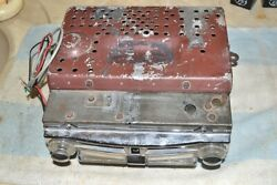 Ford Mercury By Zenith Adjust-o-matic Car Radio 1946-50 Ds Pro Serviced