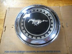 Nos 1969 1970 Ford Mustang Twist On Gas Cap C9zz-9030-a New Oem