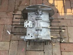 Porsche 356 B Engine Case Type 616/1 / No Timing Cover Date Stamped 42/62 Fl61