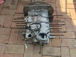 Porsche 356 1956 Engine Case Type 616/1 63888 Matching And039s Fl64