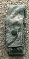 Pouch Molle For Knife - Utility Pouch Abu Rifleman Pals Mp Military - New