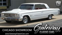 1963 Ford Galaxie  Wimbleton White Pearl 1963 Ford Galaxie Coupe 427 CID V8 3 Speed Automatic Avail