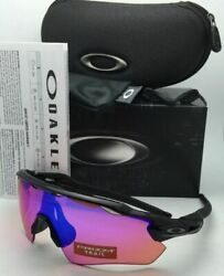 New OAKLEY Sunglasses RADAR EV PATH OO9208 04 Polished Black w PRIZM TRAIL LENS $259.99