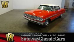 1964 Ford Galaxie 500XL Red 1964 Ford Galaxie Coupe 427 CID V8 4 Speed Manual Available Now!