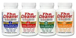 The Cleaner Total Body Detox And Colon Cleanse All Variations