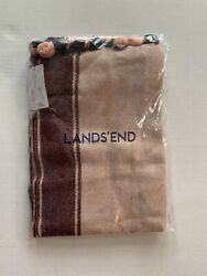 Lands End One Size Fits All Style 502612 Womanandrsquos Scarf