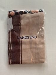 Lands End One Size Fits All Style 502612 Woman's Scarf