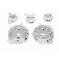 Classic Stainless Steel Gauge Faces140mph Fits Mx5 Nb98-05 Jass Performance 2268