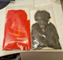 Whiting Farms Inc Soft Hackle With Chickabou - Lot Of 2