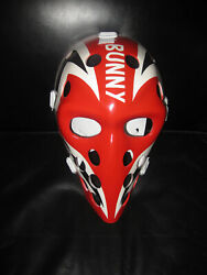 Bunny Larocque Montreal Canadiens Nhl Vintage Goalie Mask Replica Backplate New