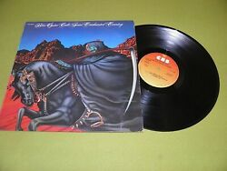 Blue Oyster Cult - Some Enchanted Evening 1978 Rare Israel Pressing Cbs Lp Ex