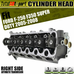 Head Cylinder Front Right For Ford F-250andnbsp/ F-350 Superandnbspduty 2005-2009 9c3z6049b