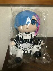 C97 Comic Market Comiket Gift Plush Doll Re Life In Different World Zero Rem Jp