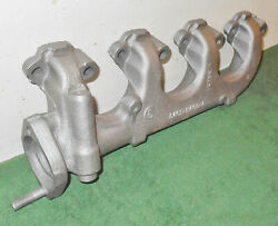 1964 1965 Ford Mustang Gt Fairlane 500 Cyclone Orig 260 289 Rh Exhaust Manifold