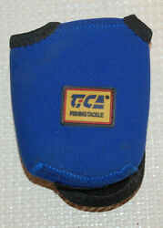 Tica Fishing Tackle Neoprene Reel Pouch Spinning Reels