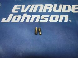 Johnson Evinrude 320661 61c High Speed Orfice Jet Is For The 2 Of The Jets
