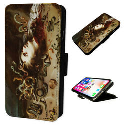 Peter Paul Rubens Medusa - Flip Phone Case Wallet Cover Fits Iphone And Samsung