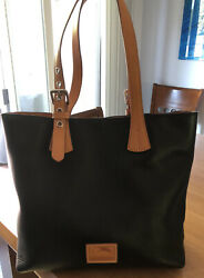 Dooney And Bourke Pebbled Leather Emily Tote $94.99