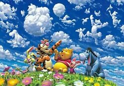 500 Piece Jigsaw Puzzle Pooh Blue Sky Fantasy Gutto Series Pure White