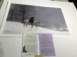 Arnold Friberg Giclee Canvas The Winter At Valley Forge George Washington Prayer